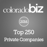 Colorado Biz Top 250 private companies