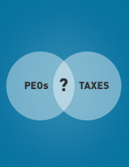 PEOs and IRS Liabilities